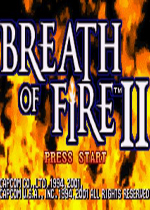���鹗�2使命之子(Breath of Fire II Shimei no Ko)�h化中文版