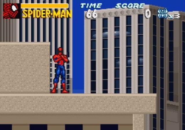 蜘蛛侠之致命敌人截图0
