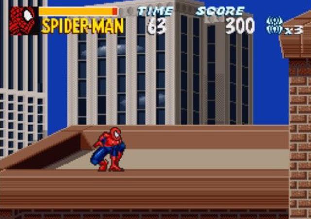 蜘蛛侠之致命敌人截图1