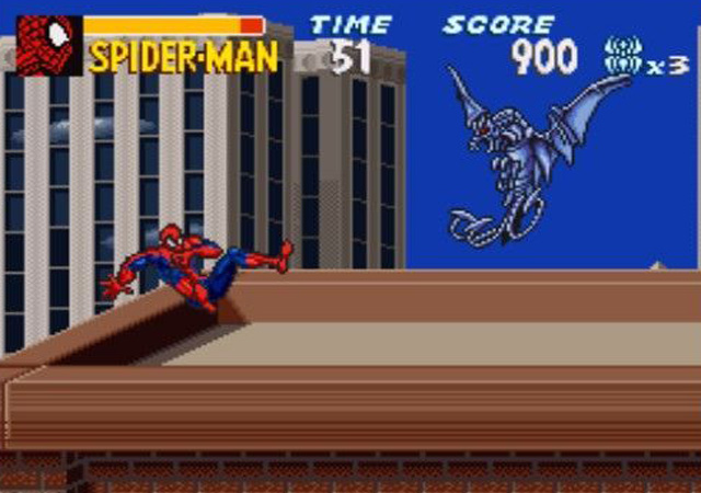 蜘蛛侠之致命敌人截图2