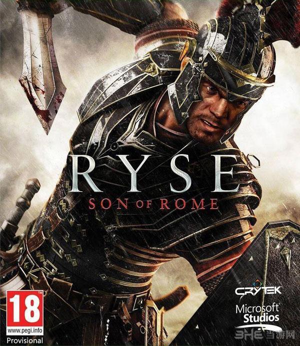 Ryse罗马之子游戏封面
