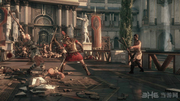 Ryse罗马之子游戏截图2