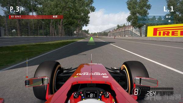 F1 2014游戏截图2