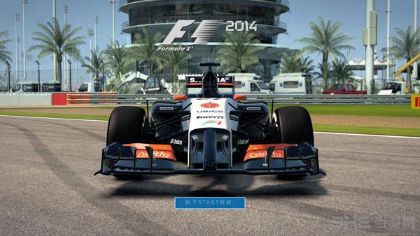 F1 2014游戏截图1