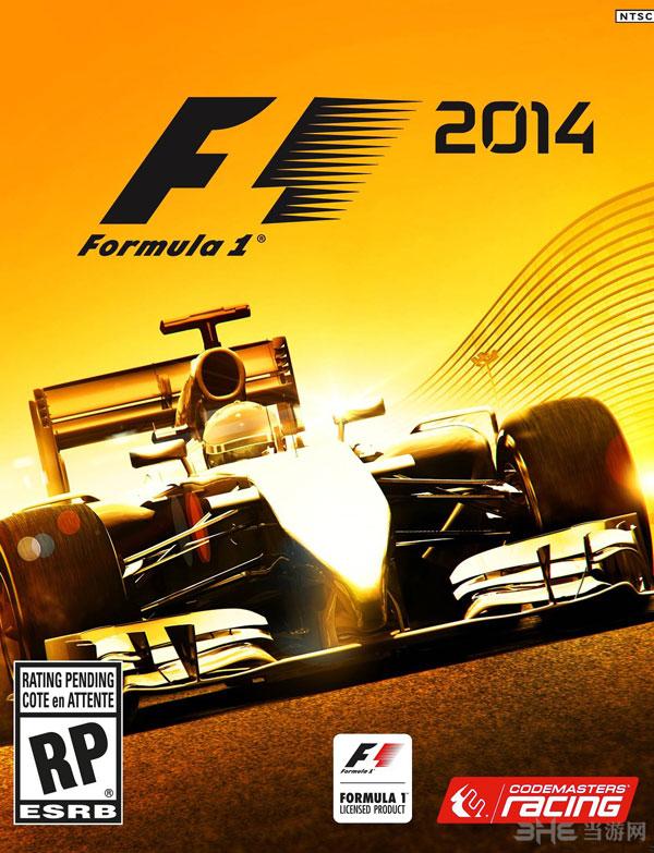F1 2014游戏封面