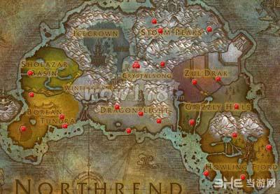 也专门在游戏各大地图上