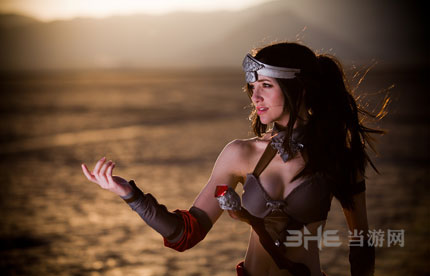 暗黑破坏神3终极邪恶版女法师cos2