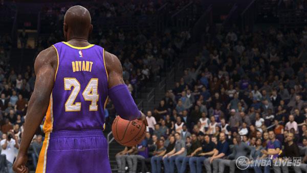 NBA Live 15截图1