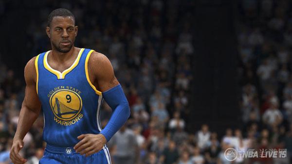 NBA Live 15截图3
