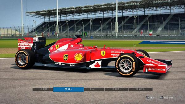 F1 2014截图5