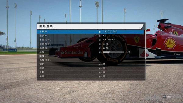 F1 2014截图8