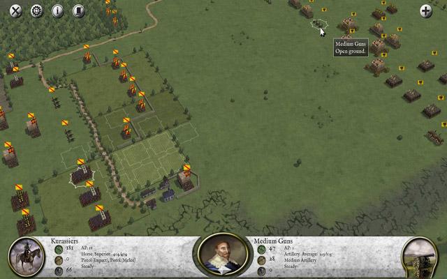 刺杀与射击:战役截图2