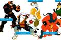 超级街霸4制服DLC细节放出 半兽人登场