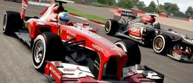 F1方程式赛车游戏