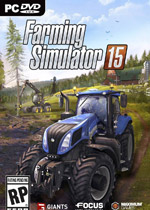 模拟农场15(Farming Simulator 15)集成Holmer DLC汉化中文破解版v1.4.2.0