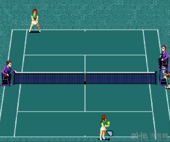 大满贯网球截图1