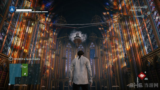 刺客信条大革命PS4实机截图1