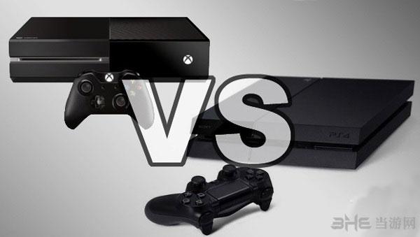索尼PS4vs微软Xbox One