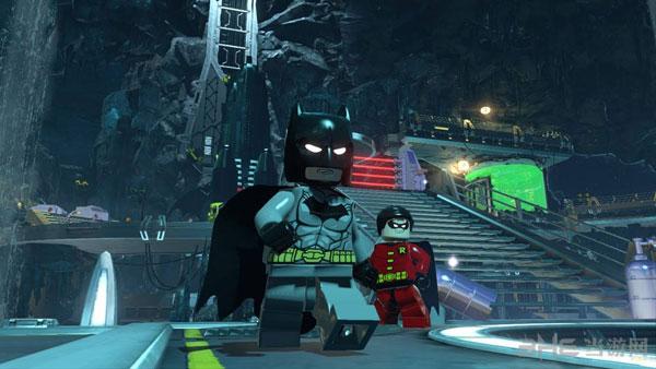 乐高蝙蝠侠3飞跃哥谭市截图2