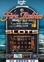 IGT游戏机:火红宝石(IGT Slots Fire Rubies)v1.0破解版