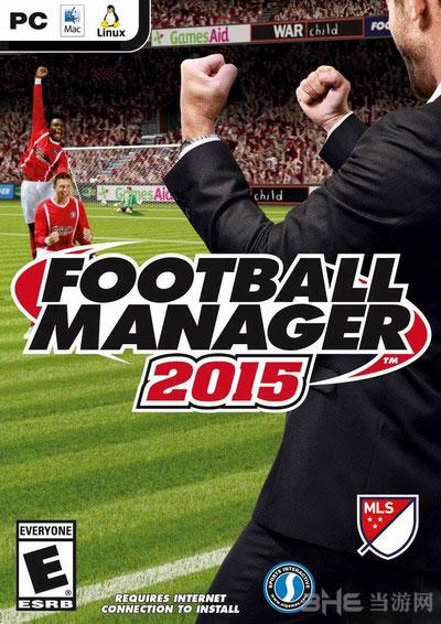 足球经理2015封面1