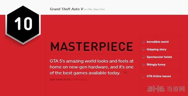 GTA5 ign简评1