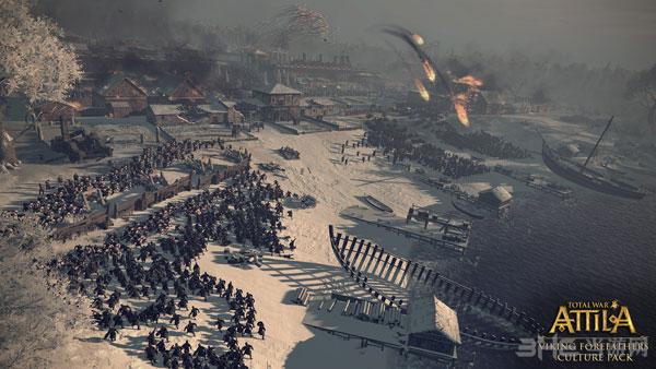 匈奴王全面战争截图2
