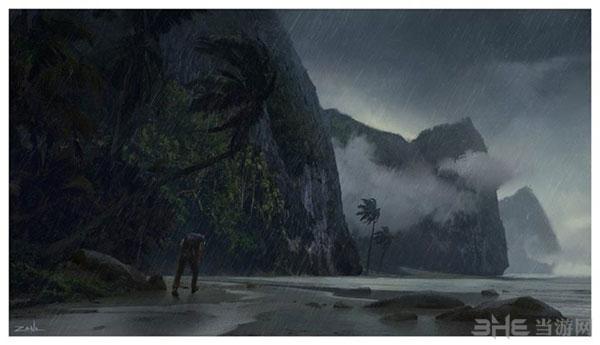 神秘海域4最新概念图