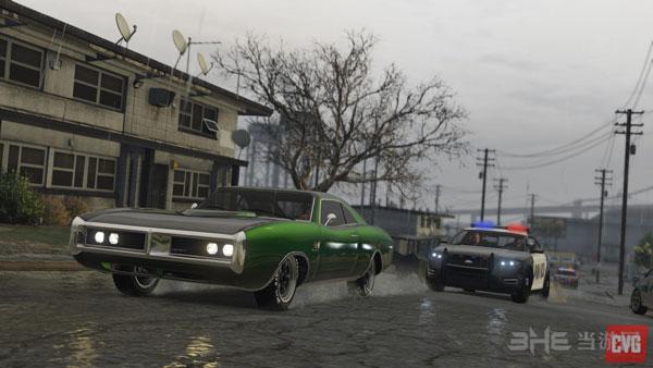 GTA5最新游戏截图2