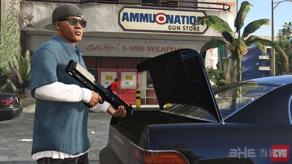 GTA5最新游戏截图3