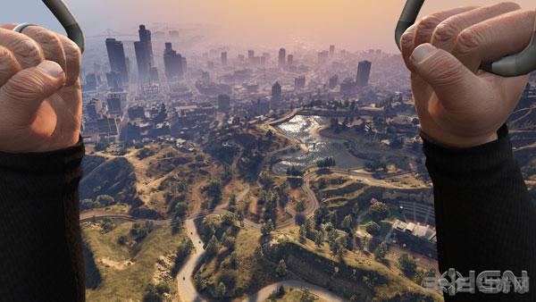 GTA5游戏截图1