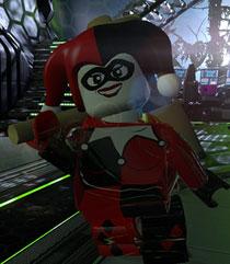 乐高蝙蝠侠3飞跃