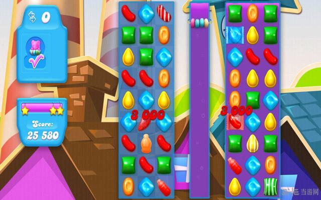 糖果粉碎苏打传奇电脑版截图4