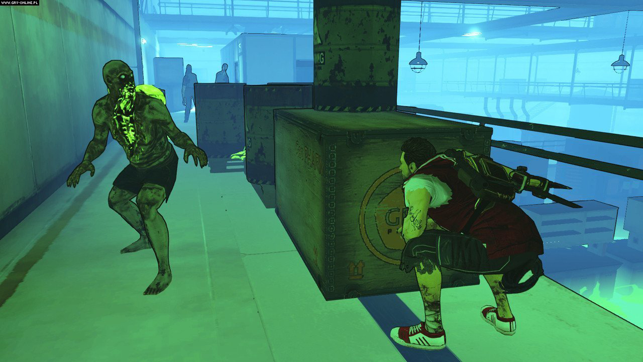 逃离死亡岛最新游戏截图欣赏