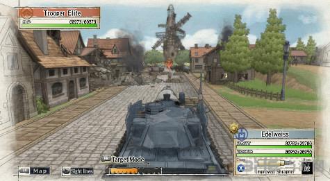 战场女武神2号升级档+DLC+破解补丁截图0