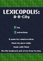新奇的模拟城市:字母都市