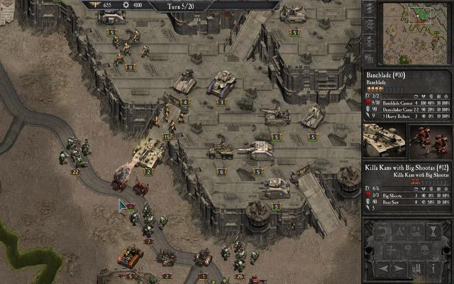 战锤40k:末日之战截图3