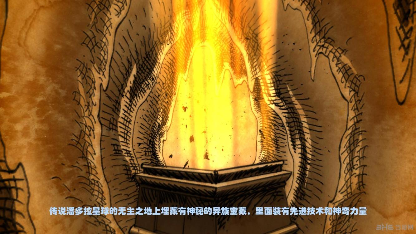 无主之地传说简体中文汉化补丁截图5