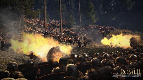 罗马2全面战争帝皇版截图0