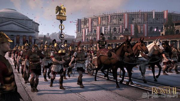 罗马2全面战争帝皇版截图1