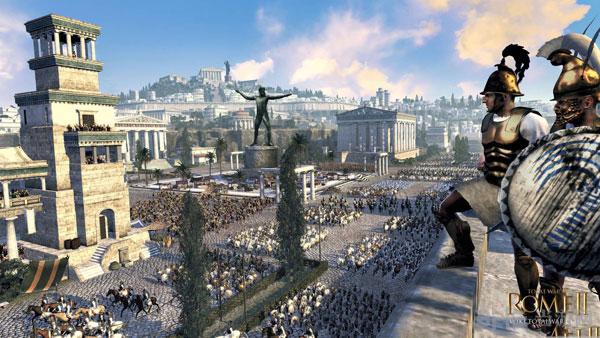 罗马2全面战争帝皇版截图2