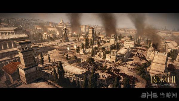 罗马2全面战争帝皇版截图3
