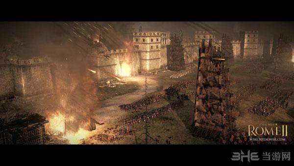 罗马2全面战争帝皇版截图5