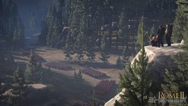 罗马2全面战争帝皇版截图4