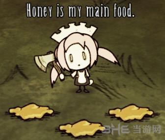 饥荒甜品小女仆人物mod|饥荒巨人统治dlc人物mod甜品