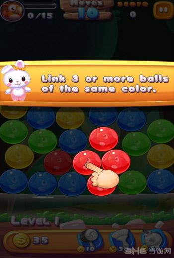 多彩泡泡鸟电脑版截图2