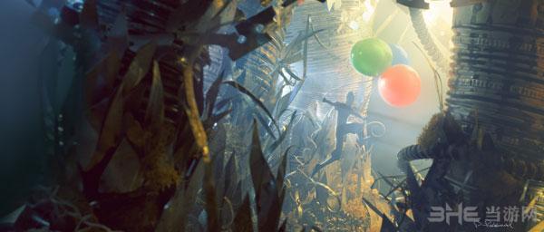 神秘海域4美工摄影作品1