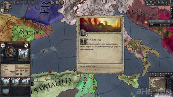 十字军之王2生活方式截图1