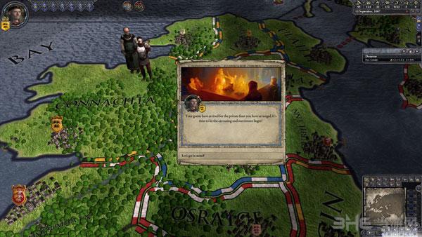 十字军之王2生活方式截图2