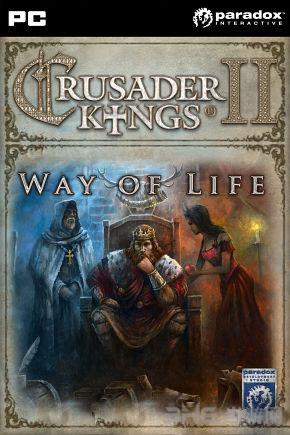十字军之王2生活方式游戏封面